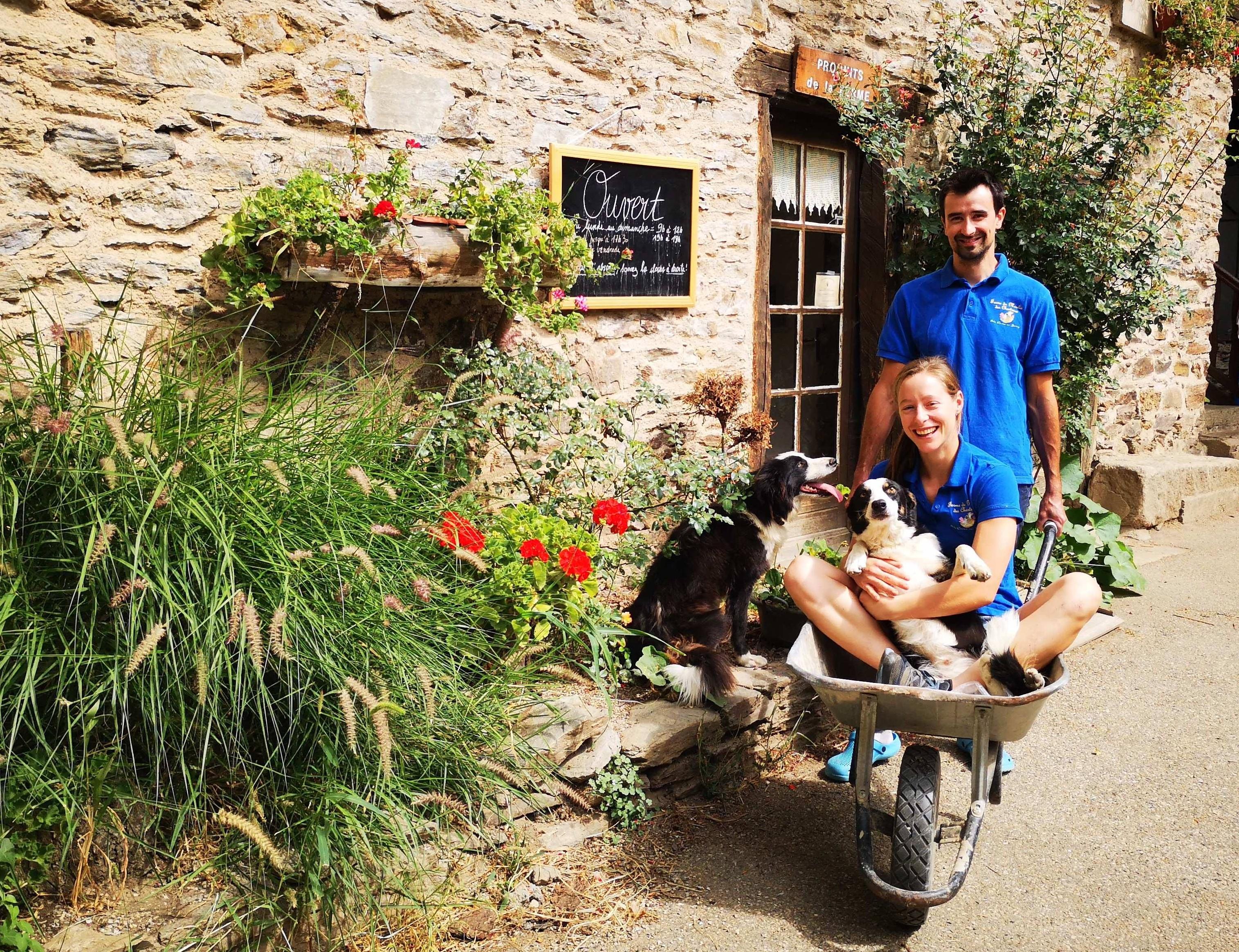 photo 2 gaec moulin des chartreux